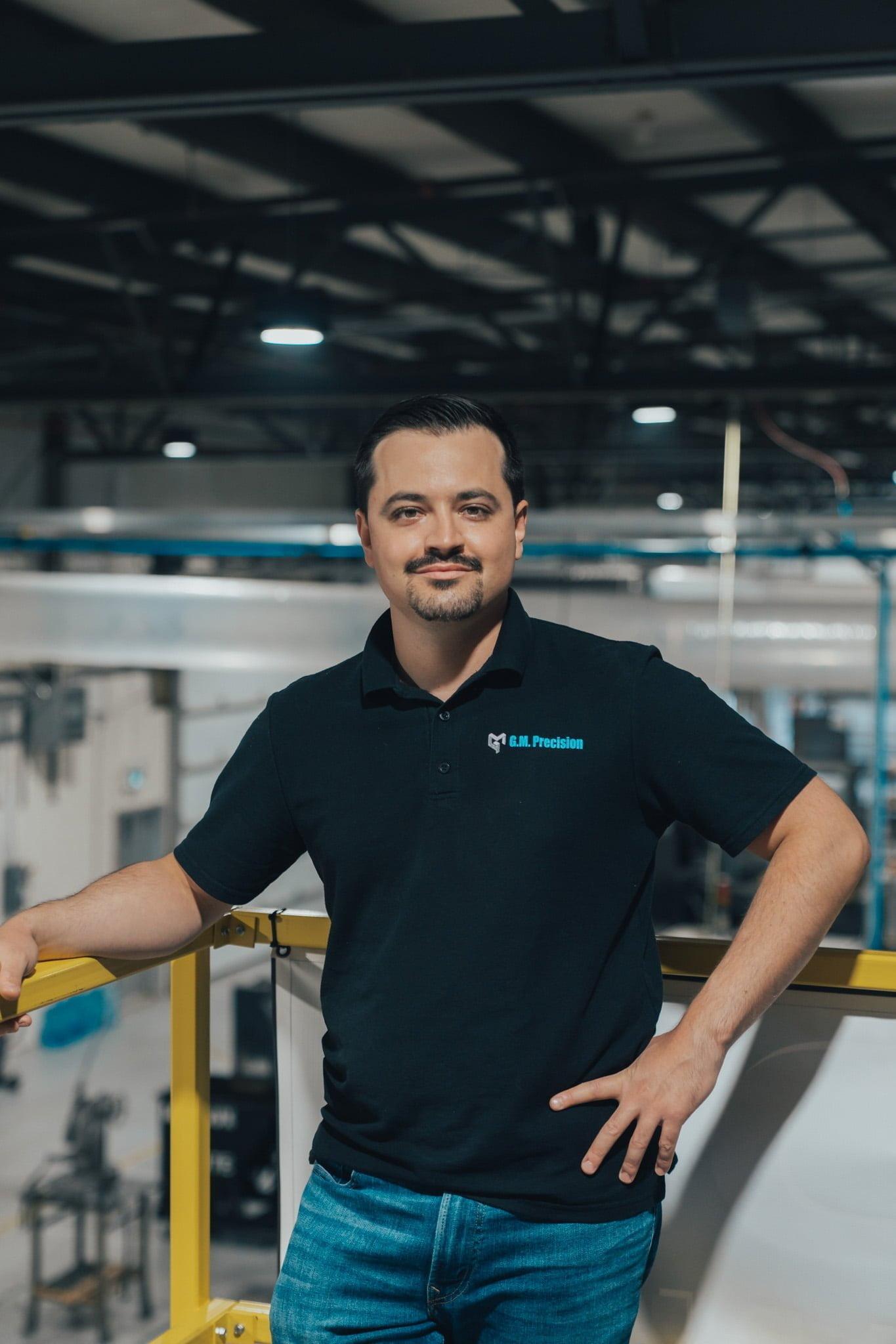 Jonathan Proteau V.-P. Méthodes & Dir. RH dans l'usine